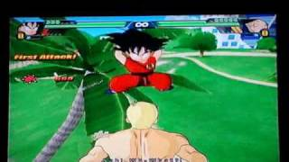 preview picture of video 'Dragon Ball Z Budokai Tenkaichi 3 story mode part 24'