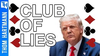 Inside the Grifter's Club: Trump & Democracy For Sale! (w/ Sarah Blaskey)