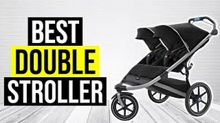 BEST DOUBLE STROLLER 2020 - Top 5