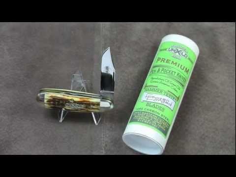 GEC Northfield UN-X-LD Jack Knife (Burnt Stag)