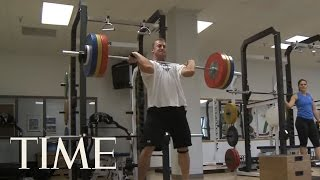 Four-Man Boblsed | How They Train | TIME
