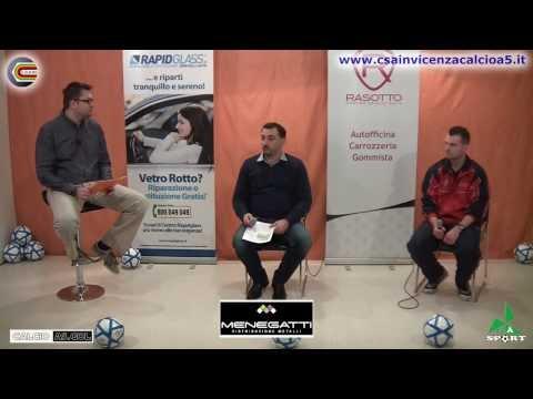 immagine di anteprima del video: calcioa5.gol - Puntata 11 del 17/12/13 - Stagione 2013/14