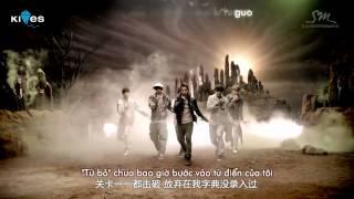 [Vietsub + Kara] EXO-M - History by C-Zone Kites.mkv