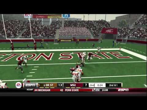 36d87b71d9d NCAA Football 14 Walkthrough -   Dynasty  Utah Utes vs Oregon State - OSU  Hats   ASU Denies Dub by IDAHODUB Game Video Walkthroughs
