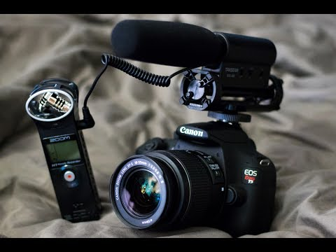 Best LOW Budget Video Camera Setup for Filmmaking