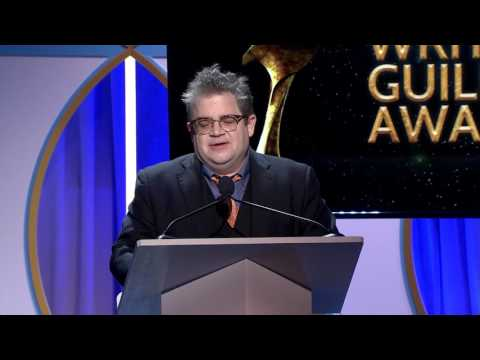 Host Patton Oswalt's 2017 Writers Guild Awards Opening Monologue