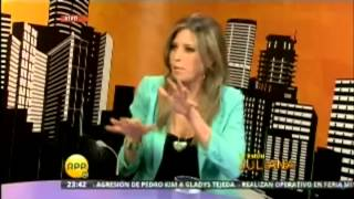 Anna Carina Copello en Al estilo Juliana - Parte 1