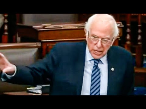 Bernie AGAIN Proves Why He's Awesome