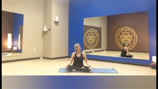 Brand New Yoga Flow with Connie