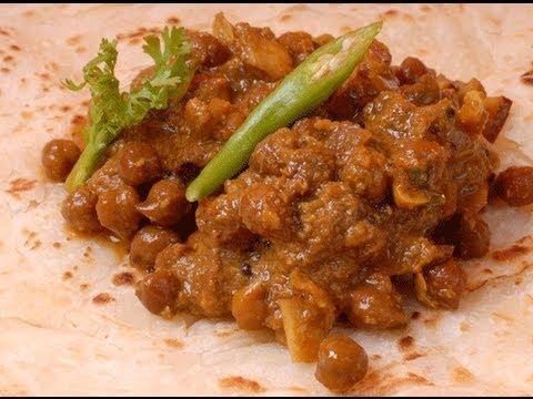 Kadala curry - kerala recipe