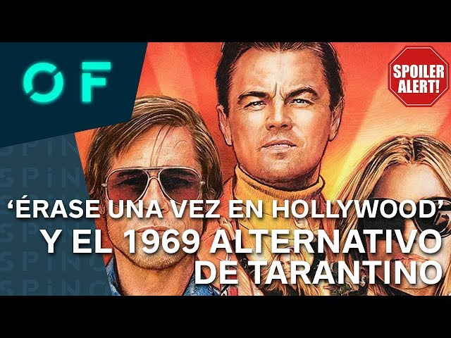 'ÉRASE UNA VEZ EN... HOLLYWOOD': EL FINAL EXPLICADO