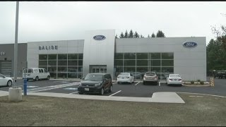 Balise Ford ready to open new Wilbraham dealership
