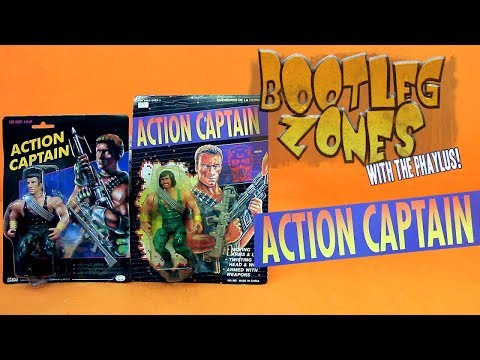 Bootleg Zones: Action Captain