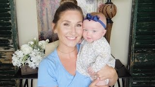 8 Month Old Baby Update|IUGR & Premature Baby