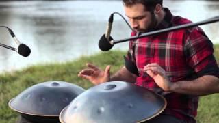 Handpan music by David Charrier - Lafa