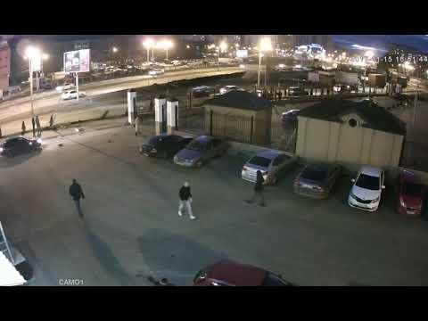 NISSAN Primera сбила 4-летнюю девочку на тротуаре в Воронеже