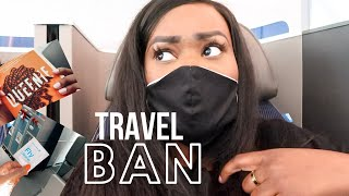 GERMANY VLOG PART I | U.S. TRAVEL BAN TO EUROPE | FLIGHT ATTENDANT LIFE | Ashleys Avenue