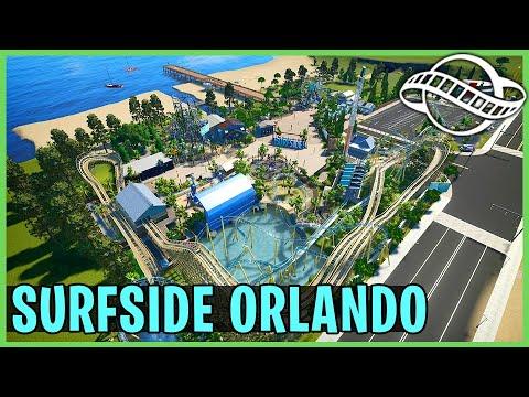 Surfside Orlando! Park Spotlight 216: Planet Coaster