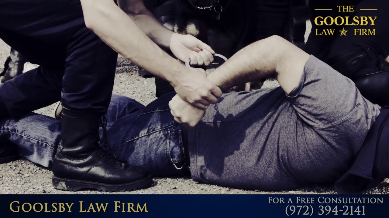What is the Crime of Resisting Arrest in Texas?