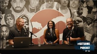 Gary Owen Gets Personal w/ Wife Kenya and His Dad | #GetSome Podcast EP54