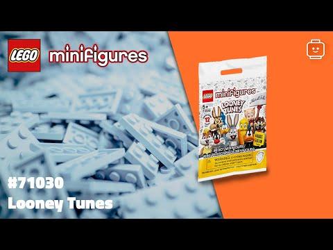 Vidéo LEGO Minifigures 71030-10 : Looney Tunes - Marvin le Martien