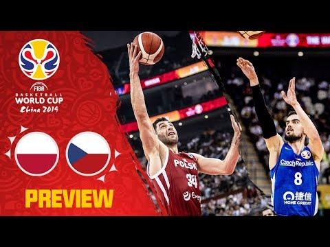 Poland v Czech Republic Preview | Best Plays of each team so far | FIBA Basketball World Cup 2019