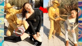 Best FUNNY Videos 2018 People Doing Stupid Things  Compilation,.Cah Mending EP 24
