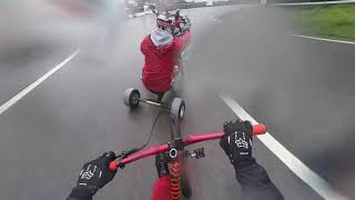 Luso Drift Trike 2015 - Remember old times!