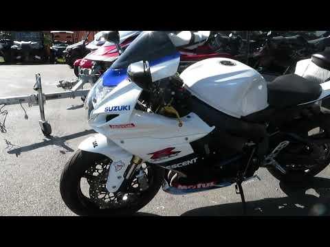 2011 Suzuki GSX-R750™ in Sanford, Florida - Video 1