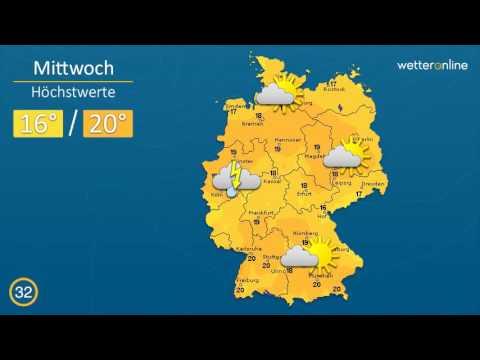 wetteronline.de: Wetter in 60 Sekunden (17.05.2016)