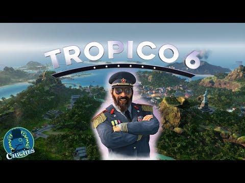 Gameplay de Tropico 6 El Prez Edition