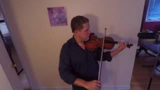 My One and Only Love  - Jazz Violin Interpretation