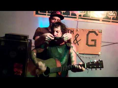 Flat Wheeler - Planning My Escape + Carry Me Home (live at VLHS, 7/1/2012) (1 of 2)