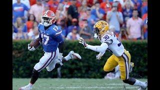 "Kadarius Toney: Florida Gator - ""The Human Joystick"" Freshman Highlights [HD]"