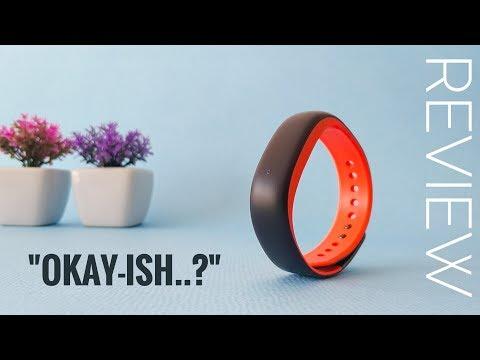 🔥 Lenovo HW02 Smart bracelet Review - an expensive Mi Band 2