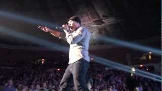 Kutless Live at RWRS13 (Part 1): Strong Tower, Carry Me to the Cross & Shut Me Out