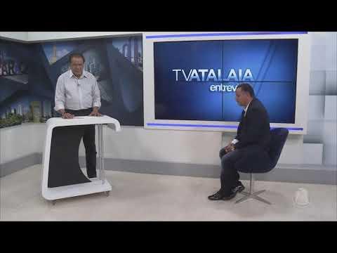 TV Atalaia Entrevista - Prefeito de Amparo de São Francisco, Franklin Freire - 23/01/18 - Bloco 03