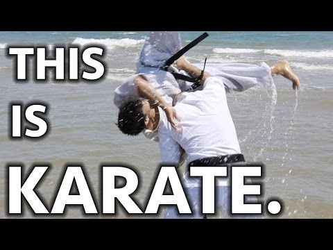 This is Karate.