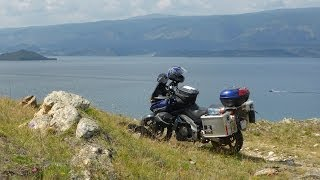 Bajkał motocyklem 2013 - Syberia