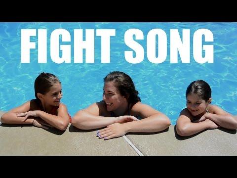 Fight Song - Rachel Platten   FAN MUSIC VIDEO