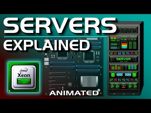 What is a Server?  Servers vs Desktops Explained