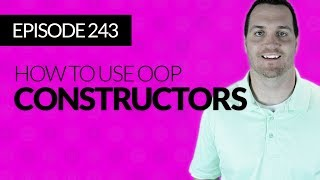 JMS243: PHP Class Constructor and Object-Oriented Programming Tutorial With Examples