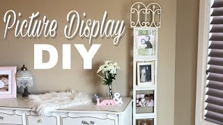 Wedding DIY | Dollar Tree DIY | DIY Picture Display
