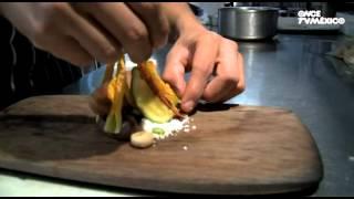 Diario de un Cocinero - El Menú
