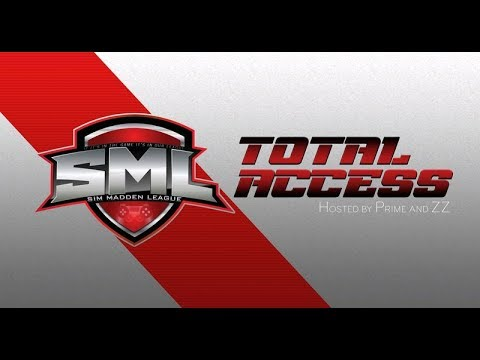 SML Total Access - Interviewing the Governor