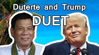 Duterte & Trump Duet | Closer by The Chainsmokers