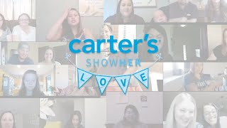 Carters ShowHER Love Virtual Baby Shower