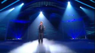 """The X Factor - Week 6 Act 5 - Eoghan Quigg 