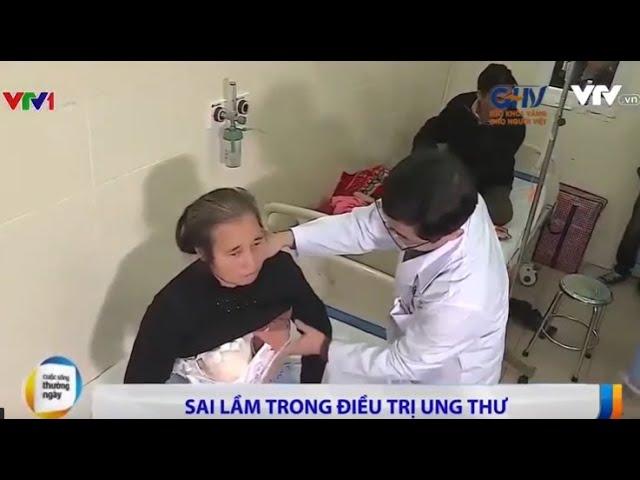 Phóng sự 1 VTV1 – Cảnh báo hậu quả nghiêm trọng khi tự chữa ung thư bằng thuốc Nam