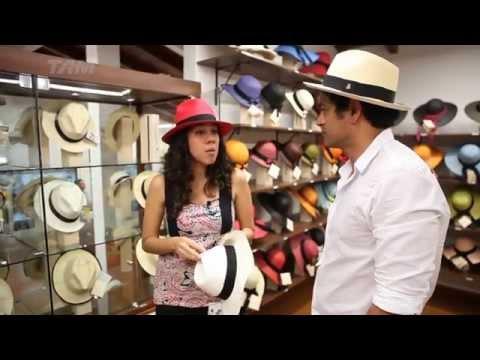 Ecua-Andino Panama Hat tour from Brazil